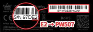 E2-PW507