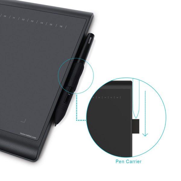 New 1060plus pen-carrier