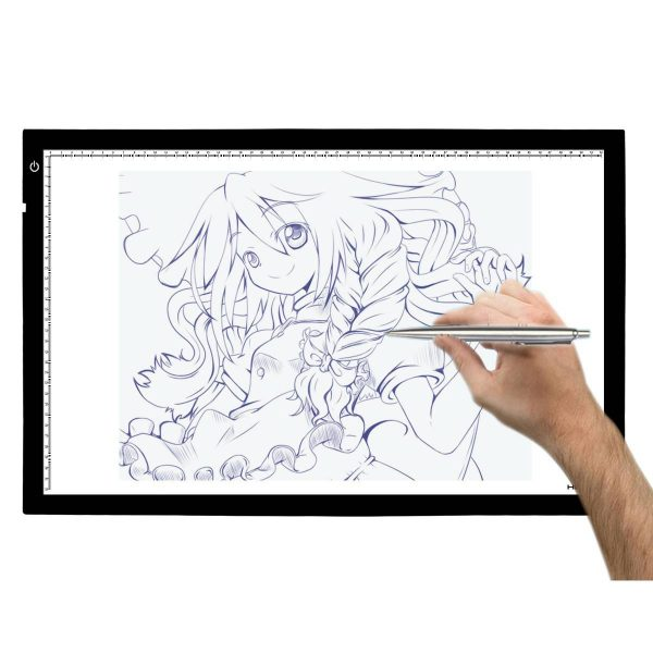 A2 LED Light Pad Tracing Board