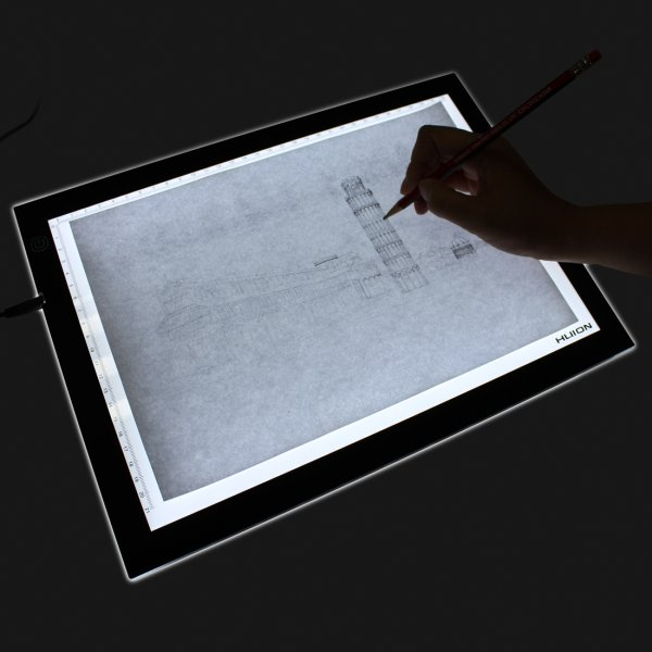 HUION A3 LED Tracing Board