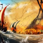 A batalha do arade, illustration Luis Peres