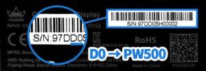 D0-PW500