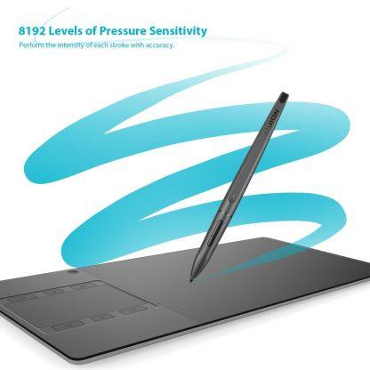 G10T 8192 pen pressure levels