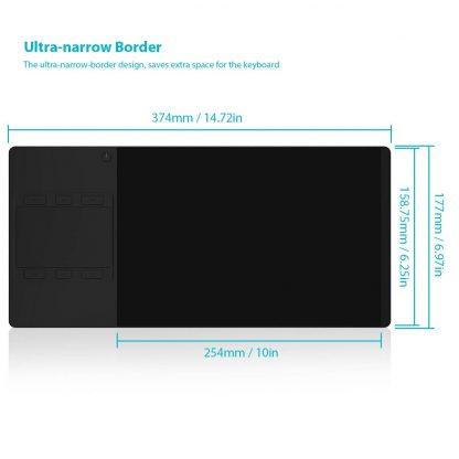 G10T ultra narrow border