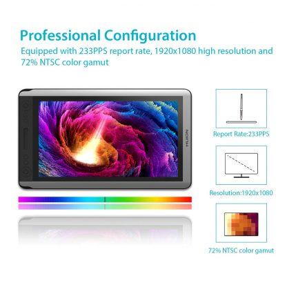 GT-156HD V2 233rps fullHD 78% NTSC
