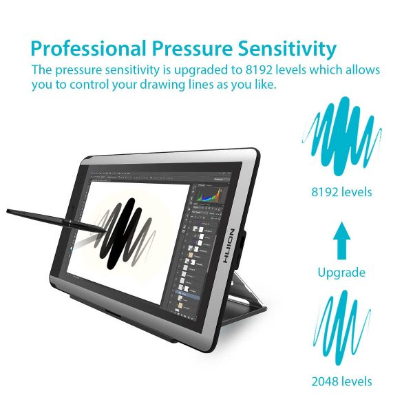 GT-156HD V2 8192 pressure levels
