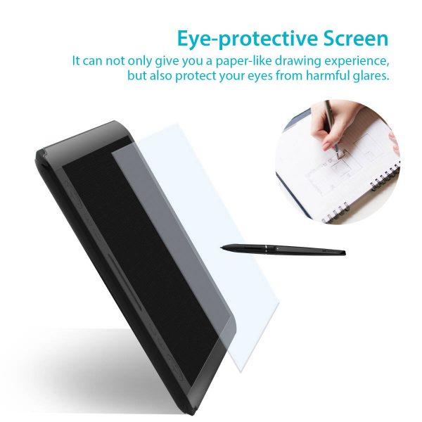 GT-156HD V2 Eye protective screen