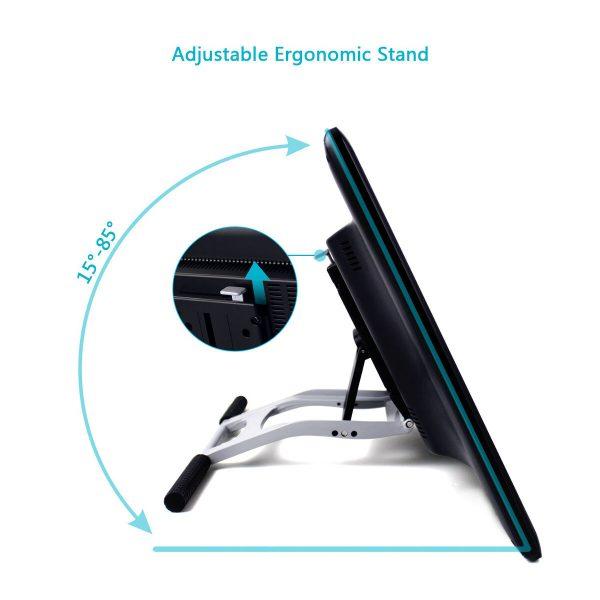 GT-185 Pen Display adjustable stand