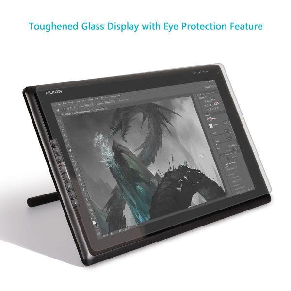 GT-185 Pen Display - screen protector