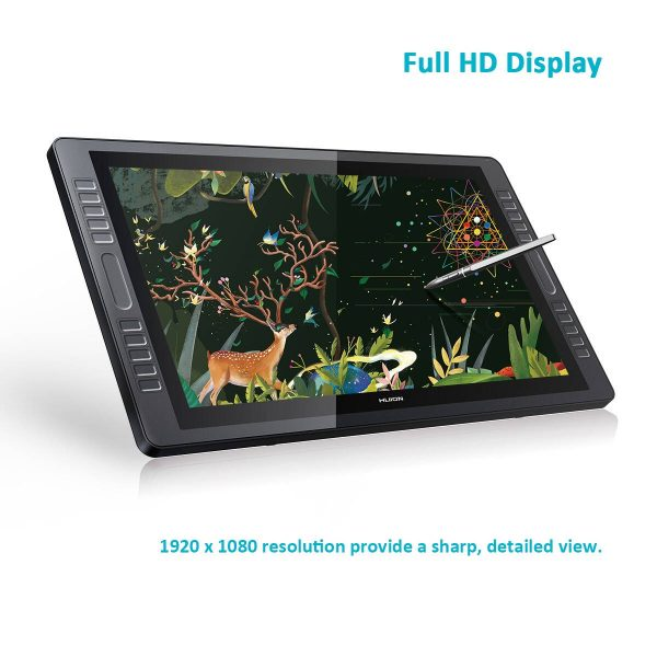 GT-221 Pro Full-HD resolution