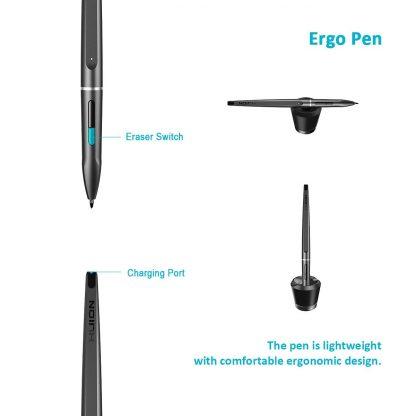 GT-221-Pro ergomic pen PE-330