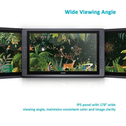 GT-221 Pro viewing angle