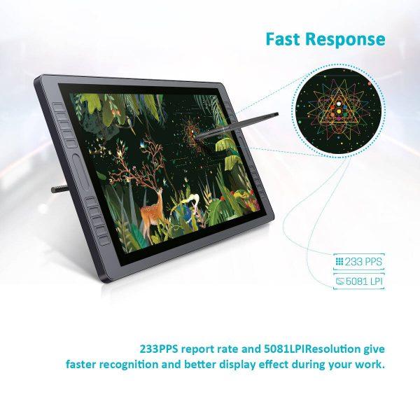 GT-221 - fast response