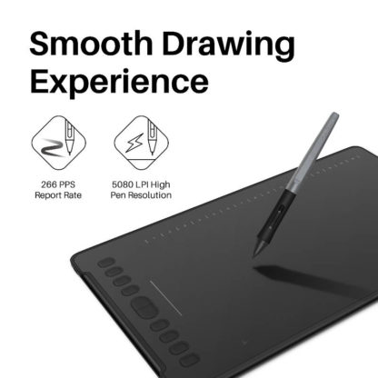 H1161 Smooth Drawing Expirience