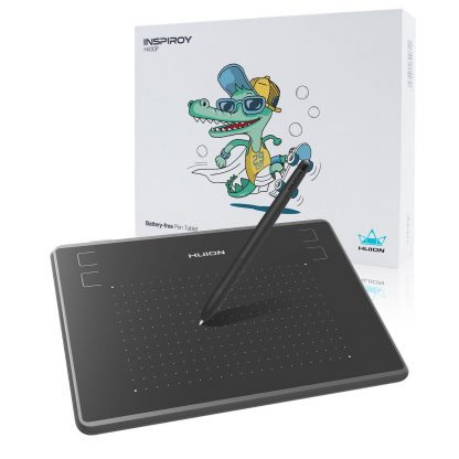 H430P graphics pen tablet box