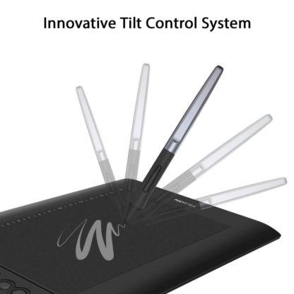 H610PRO V2 - tilt control