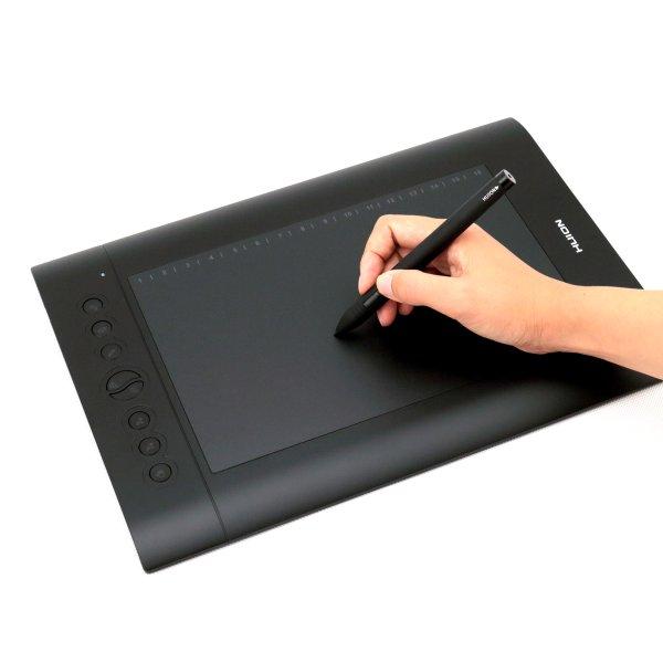 HUION H610PRO Graphics Pen Tablet
