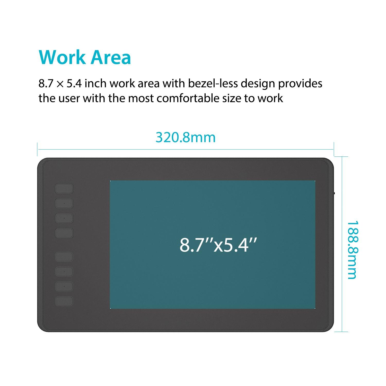 H950P Graphics Pen Tablet
