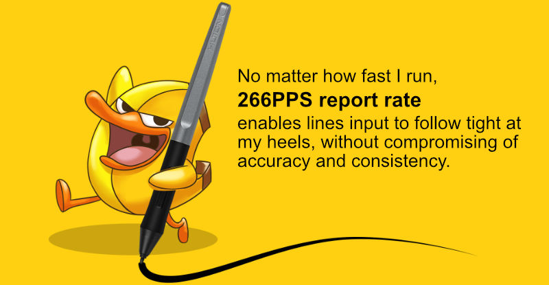 HS64 SE 266 PPS report rate
