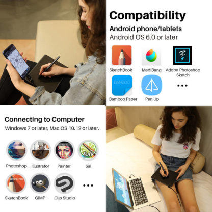 HS64 Windows MAC OS X and Android compatible