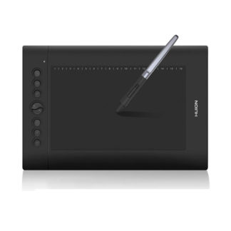 HUION H610PRO V2 graphics pen tablet