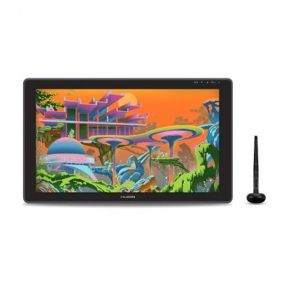 HUION Kamvas 22 & Kamvas 22 Plus Pen Display