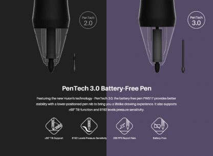 Huion PenTech 3.0
