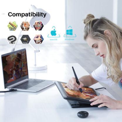 KAMVAS 16 compatibility
