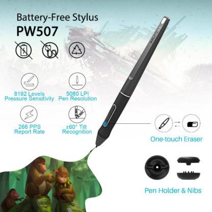 KAMVAS PRO 16 brez-baterijsko pero
