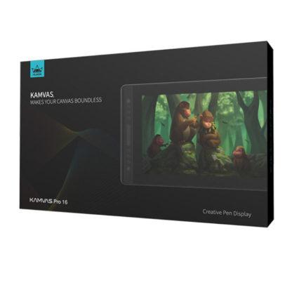 KAMVAS PRO 16 package