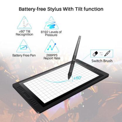 KAMVAS Pro 20 (2019) Battery-free Stylus