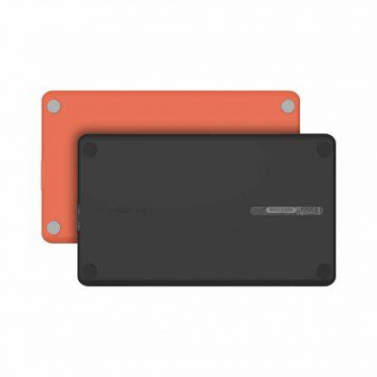 Kamvas 12 - Cosmo Black and Starfish Orange