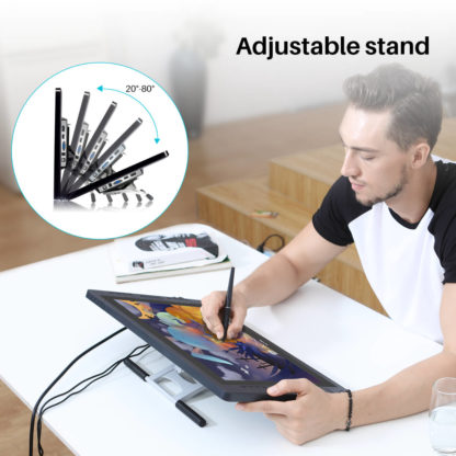 Kamvas Pro 20 - adjustable stand