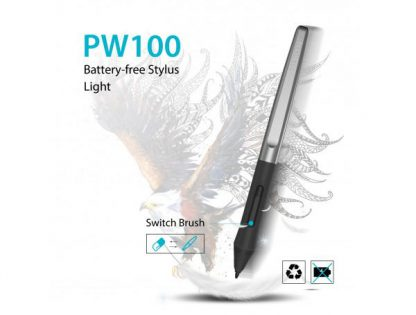 PW100 Stylus - battery-free pen, no baterry or charging needed