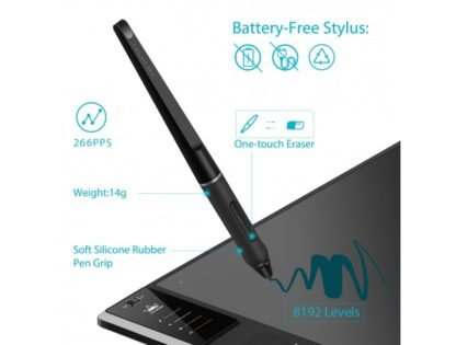 WH1409 V2 Battery-free stylus