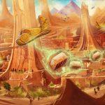 Desertcity, illustratin Luis Peres