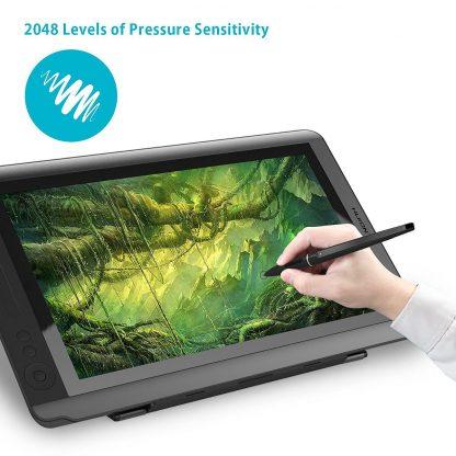GT 156-HD - 2048 pen pressure levels