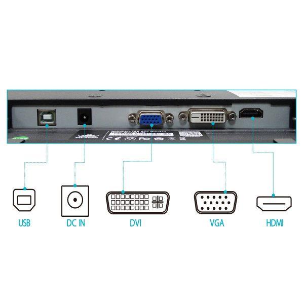 GT-220 V2 (8192) interfaces