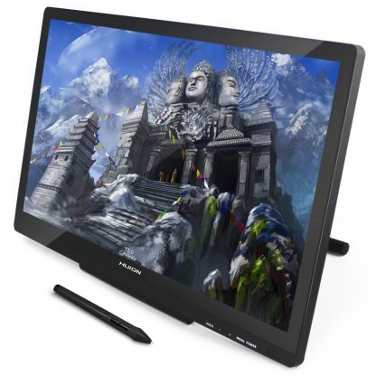 HUION GT-220 V2 Pen Display Black